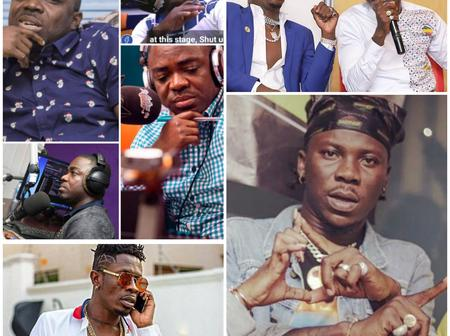 This Man Was Frustrated That Stonebwoy And Shatta Did Not Retweet His Post Online-Flex