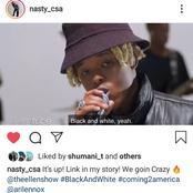 Nasty C Makes His American Debut By Performing On One Of The Country's Biggest Talk Shows!