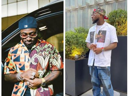 """""""I only need a son from you,"""" Lady begs Davido"""