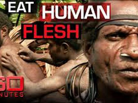 A Look At A Tribe That Bury Their Dead By Eating Their Dead Body Because Of Culture And Tradition.