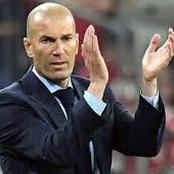 What Real Madrid Coach Zidane Said After The Club Won Barcelona FC By 2-1