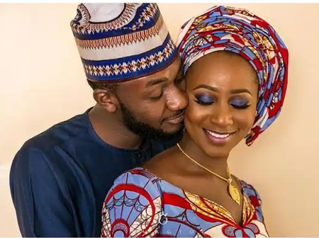 Meet Son Of The Former Governor Of Adamawa State And His Beautiful Wife