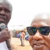 Le Ministre Sidiki Konaté évincer du conseil régional du Tonpki par Mabri Toikeusse. Les faits