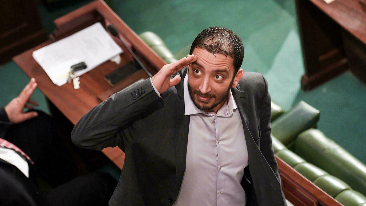 Tunisie : le député Yassine Ayari a été arrêté