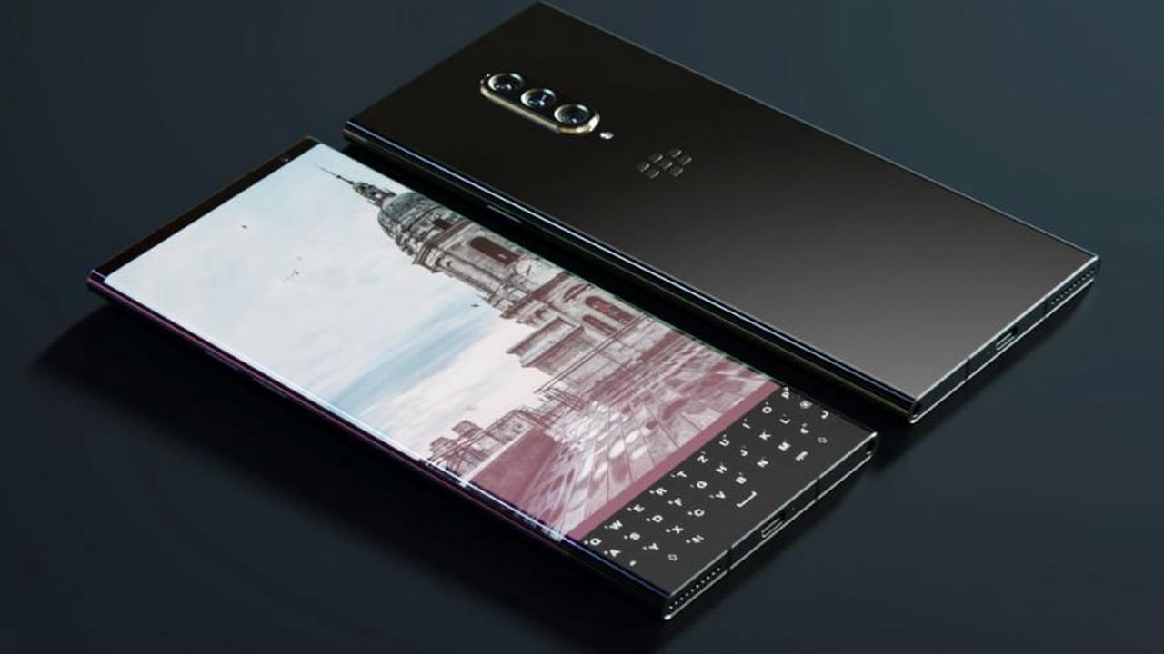 BlackBerry Is Still Alive!