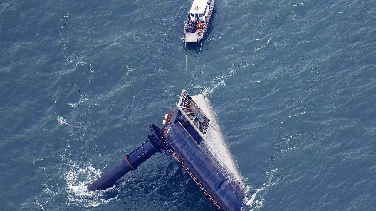 Spouse of sailor sues Seacor owners for $25 million