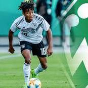 Why I didn't Commit to Nigeria Despite Meeting With Rohr - Germany U-21 Defender Agu Explains