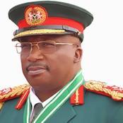Indigenous People Of Biafra & Odua People's Congress Are Similar To Boko Haram - Gen. Dambazau