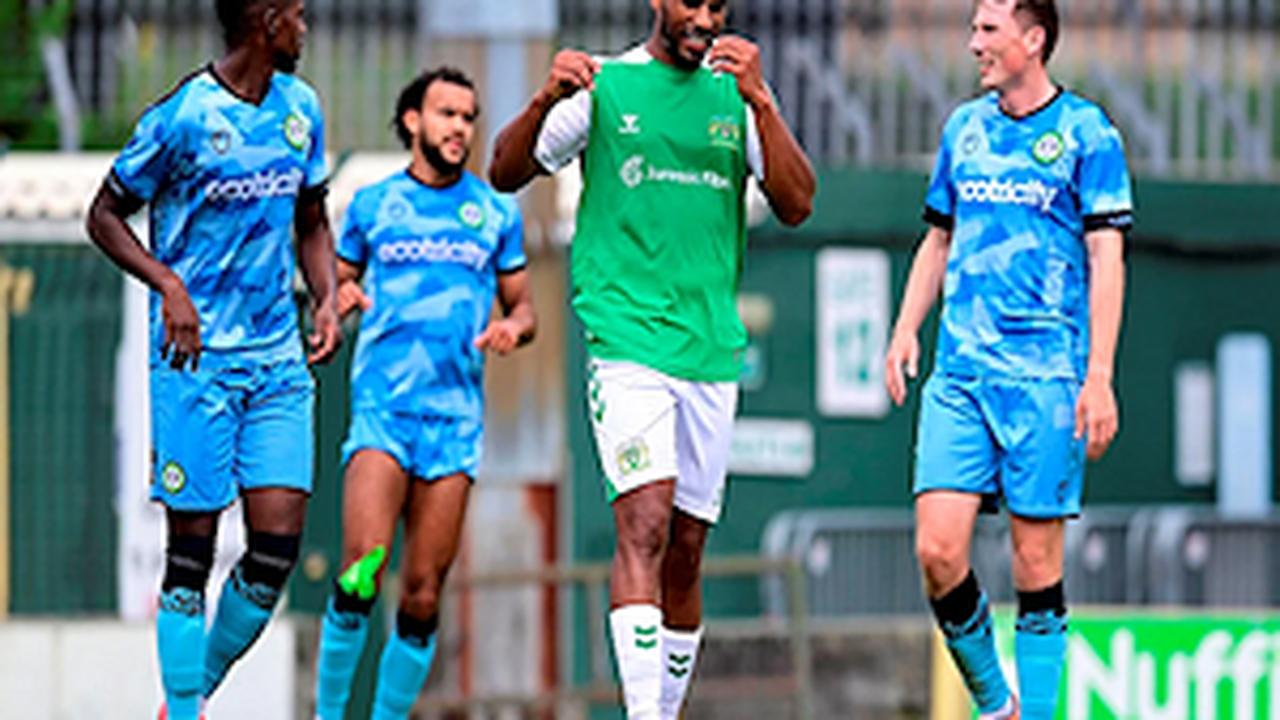 Yeovil 0-1 Forest Green