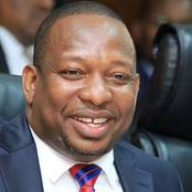 Mike Sonko Granted the Best Belated Birthday Gift After the Court's Ruling