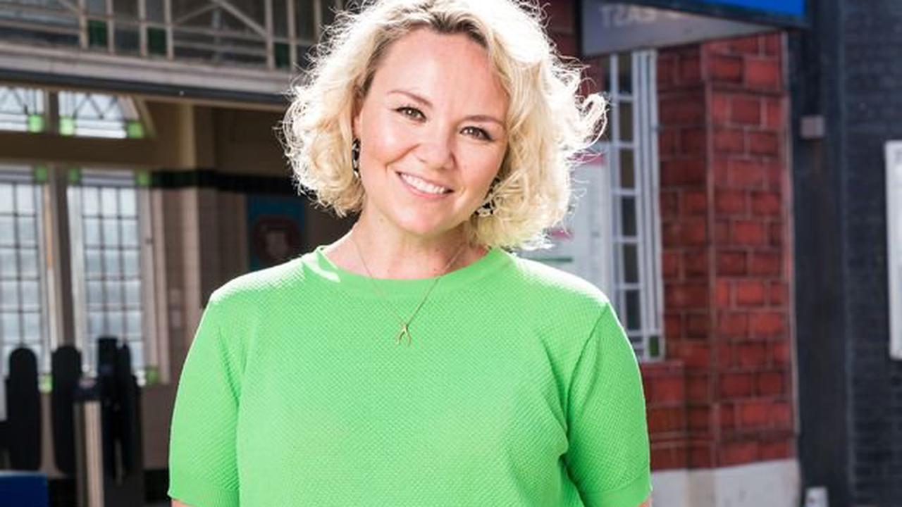 EastEnders star Charlie Brooks' life from winning I'm A Celebrity, to her actress daughter and epic soap return