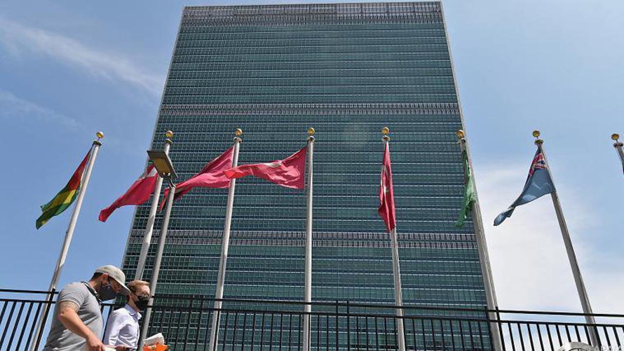 UN-Generaldebatte: Klima, Afghanistan, China, Corona-Chaos