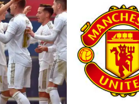 Real Madrid star admits through his agent that he wants to play for United as he seeks Madrid exit.