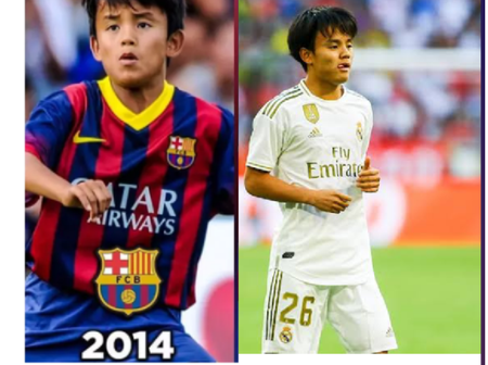 9 Players who started in Barcelona but in 2020 belong to Real Madrid, Liverpool, Arsenal and more.