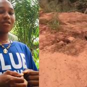 'Twene Jonas Junior' has been Found at Mankessim in the Central Region