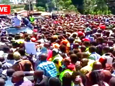 How thousands Of Aldai Residents Received DP In Nandi County [Video]