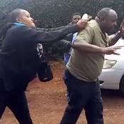 Love Gone Sour As A Man Is Beaten Seriously By His Four Side Chicks