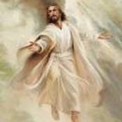 Jesus christ, saviour to the world.