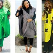 Check Out These Top Agbada Styles For Classy Ladies