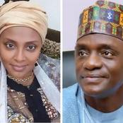 Yobe Governor And Late Sani Abacha's Daughter Tie The Knot In A Secret Wedding