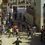 معركة دموية في الفيوم.. 8 قتلى و41 مصابا