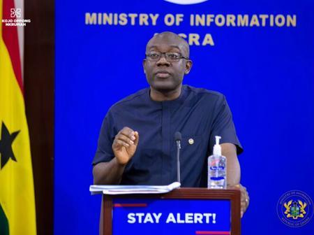 Kojo Oppong Nkrumah finally replies journalists revealing death threats today.