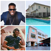 D'banj and Peter Okoye Both Own Beautiful Mansions But Whose Mansion is More Beautiful (Photos)