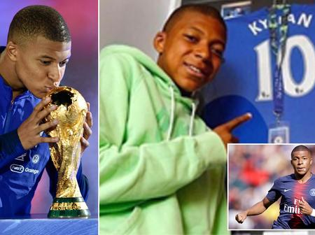 Chelsea Rejected 13-Year Old Mbappe For Not Being Able To Defend. What's Your Honest Take On This?