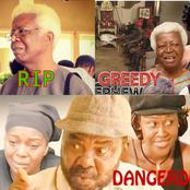 Remembering Top 5 Nollywood Movies Veteran Actor, Late Bruno Iwuoha Featured In (Videos)