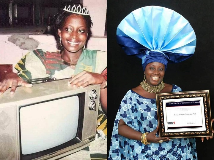 c0e83d2806328a9cf344c792078a9790?quality=uhq&resize=720 - God of wonders: How Mama Zimbie moved from receiving Black & White TV award to an International awards (Photos)