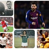 Top Goalscorer Of Each Decade In Football History From The 1940s