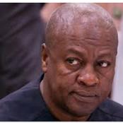 Kwabena Bomfeh Blasts Mahama; Advises Him To Check His Utterances