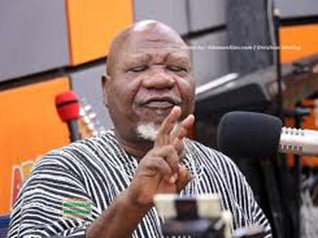 If It's My Blood That Will Win NDC The Elections, Then They Are Deceiving Themselves - Allotey Jacobs