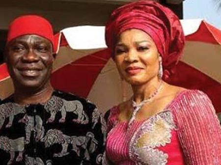 Meet The Wife Of Politician Ike Ekweremadu Who Is A Stunning Beauty.