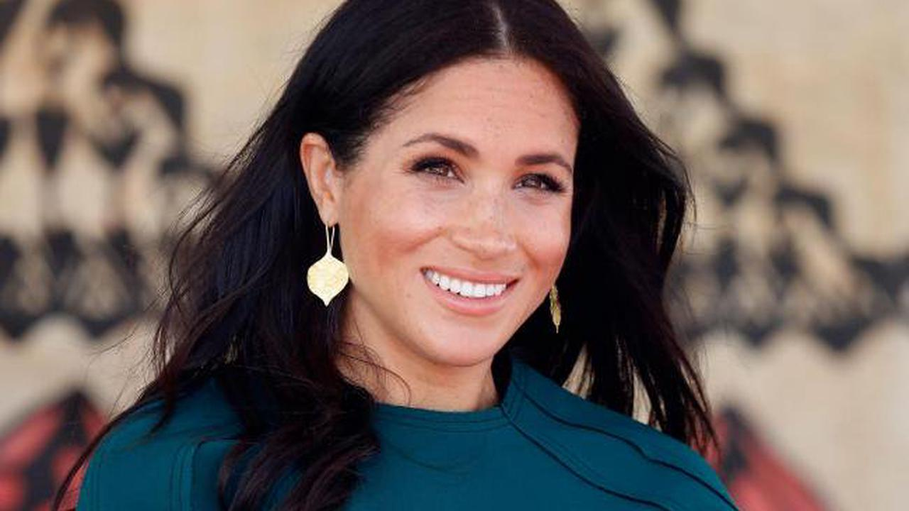 The Queen and William and Kate wish Meghan a happy 40th birthday
