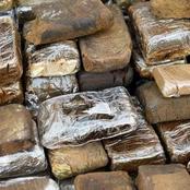 Saisie inédite de drogue au Niger : 17 tonnes de résine de cannabis interceptées par les autorités