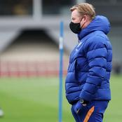 Koeman explains what his men want to do against PSG in France
