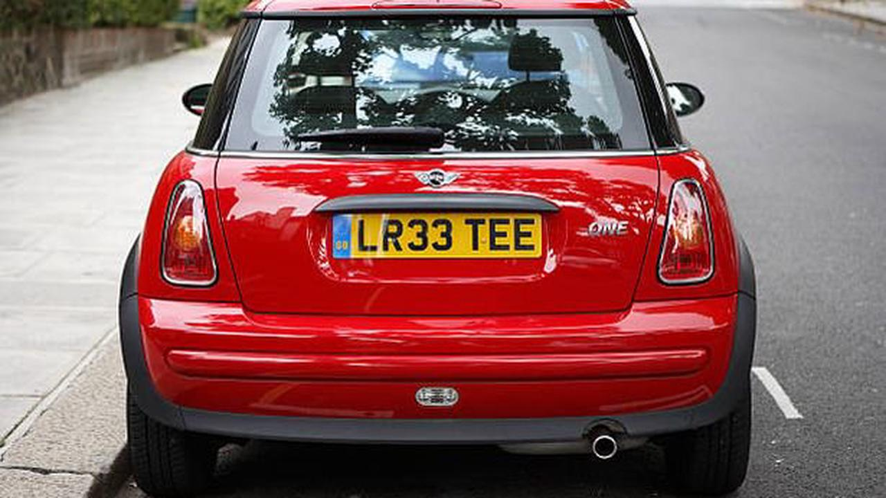 Major UK number plate changes come into force this month