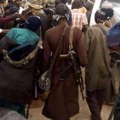 Despite Setting Up A Peace Initiative In Zamfara State, Bandits Abduct Another 300 School Children