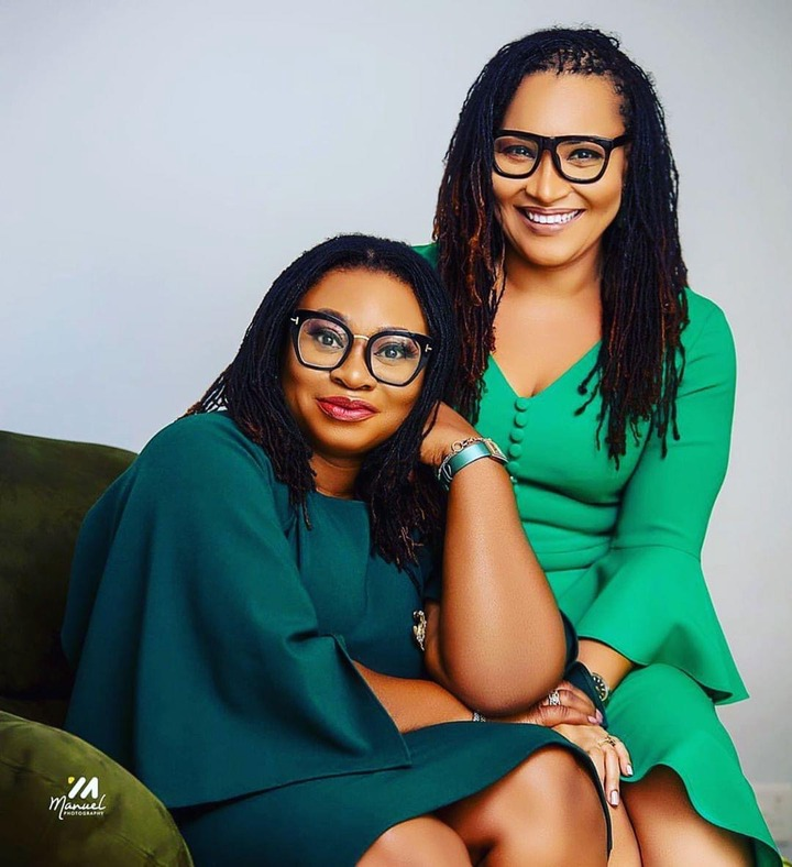 c104bc68773a6233de1de3cb8ee52654?quality=uhq&resize=720 - Checkout The Current Looks Of Former EC Boss, Charlotte Osei And Her Beautiful Sister