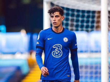 See what Kai Havertz posted on Twitter as he makes a recovery from coronavirus