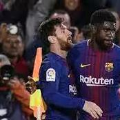 Football : voici le seul joueur à qui Lionel Messi a demandé son maillot