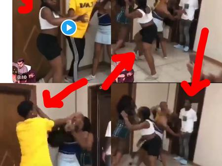'See what these Slay Queens were caught doing in public