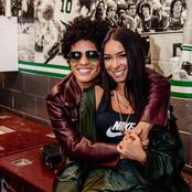 Meet Bruno Mars' beautiful girlfriend Jessica Caban and facts about her (pictures)