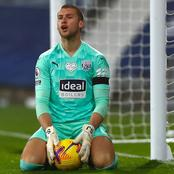 Manchester United Could Attempt to re-Sign West Bromwich Albion Goalkeeper Sam Johnstone