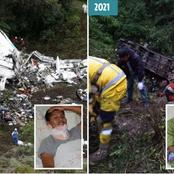 Survived a fatal plane crash, survived a deadly bus accident. Meet the man of steel, Erwin Tumiri