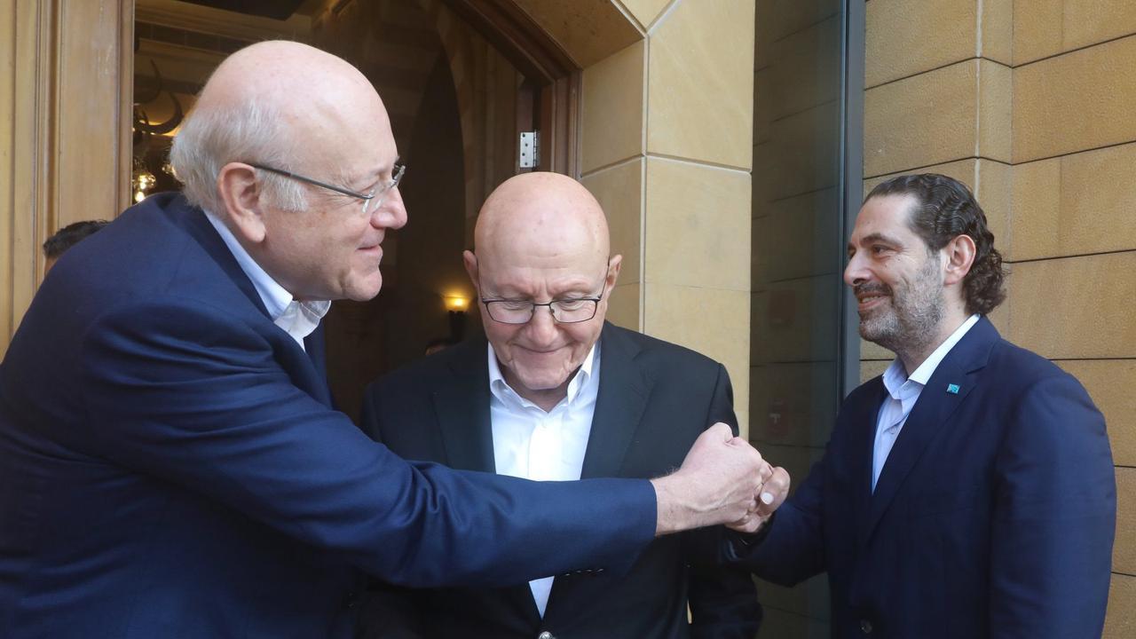 Le magnat libanais Najib Mikati a accepté d'être désigné Premier ministre