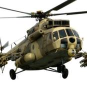 See What Nigerian Air Force Did To Boko Haram Terrorists' Camp In Borno