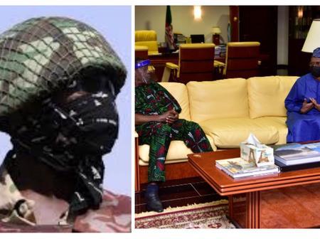 Today's Headlines: Nigerian Soldier Commits Suicide In Borno, Adeboye, El-Rufai Meet In Kaduna