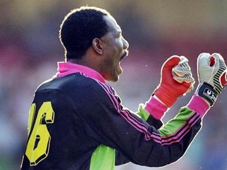 Top 5 des meilleurs gardiens de but africains de tous les temps